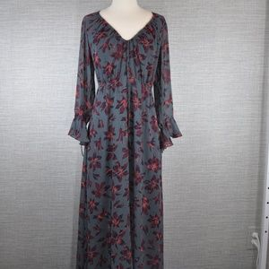 Madewell Dresses - NWT Madewell Long Floral Dress - 2